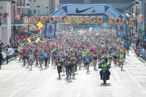 Maratona Campodarsego 2015